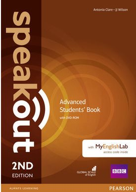 Speak Out 2nd Edition Advanced Student Book