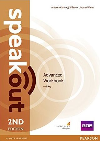 Speak Out 2nd Edition Advanced Workbook